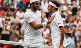 Godere nel perdere da Roger Federer: breve casistica ispirata da Matteo Berrettini