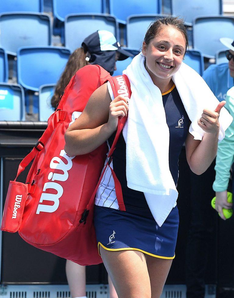 La caporetto italiana alle qualificazioni per gli Australian Open
