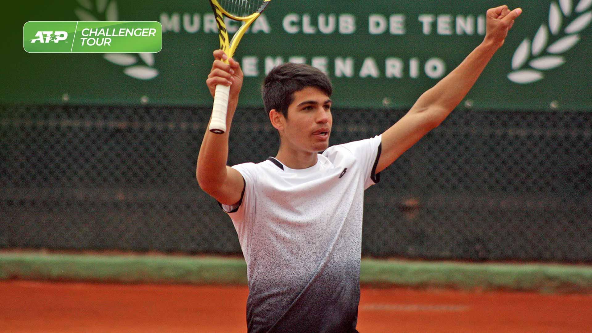 Dove arriverà Carlos Alcaraz Garfia, il giovane talento del tennis spagnolo?