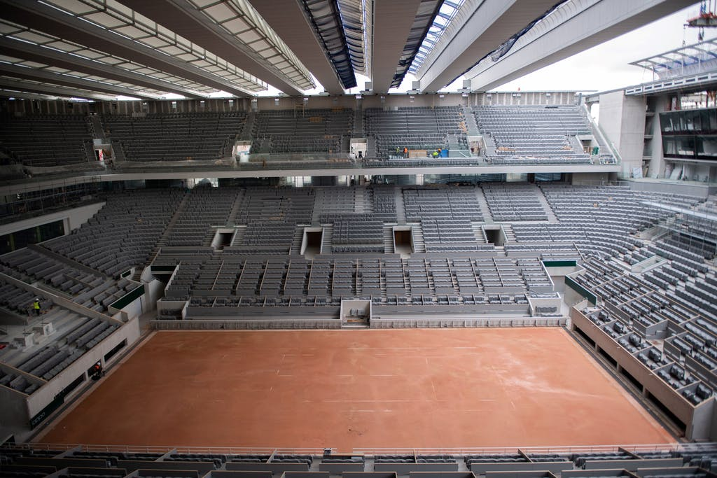 Guida ai tennisti italiani in gara al Roland Garros